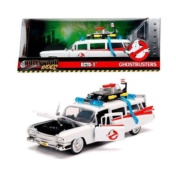 Voiture Ghostbusters Simba 1:24