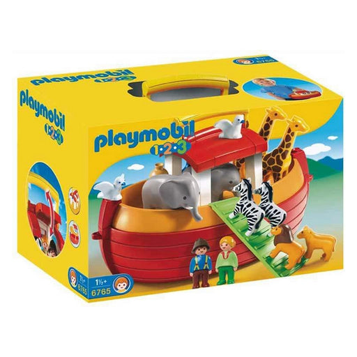 Playset 1.2.3 Noah's Ark Case Playmobil 6765