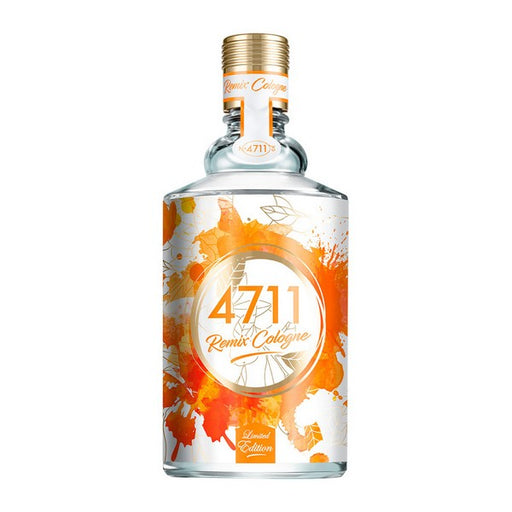 Unisex Perfume Remix Orange 4711 EDC (100 ml)