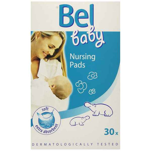 Breast Pads Bel Baby (30 uds) (Refurbished A+)
