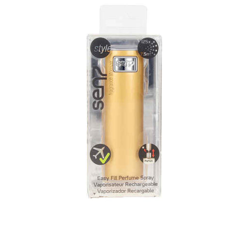 Rechargeable atomiser Style Sen7 Perfume Golden