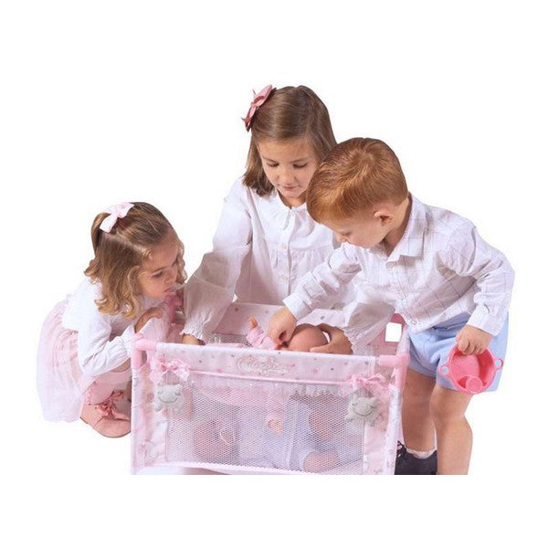 Cradle for dolls Travel Decuevas (30 x 29 x 50 cm)