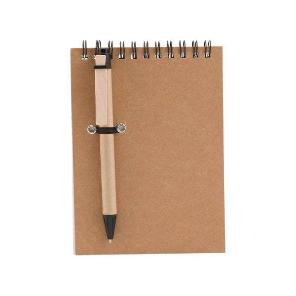 Spiral Notebook with Pen (60 Sheets) 143041