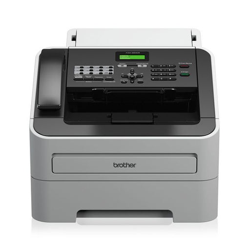 Imprimante fax laser Brother FAX-2845 FAX2845ZX1 16 mb 300 x 600 dpi 180W