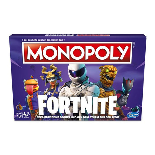 Fortnite Monopoly Hasbro + 13 Years (DE) (Refurbished A+)