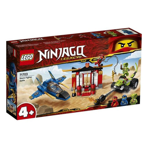 Playset Ninjago Battle in the Supersonic Hunt Lego (165 pcs)