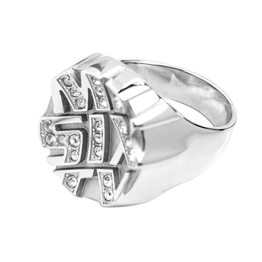 Bague Femme Miss Sixty SMPN010-20 (Taille 20)