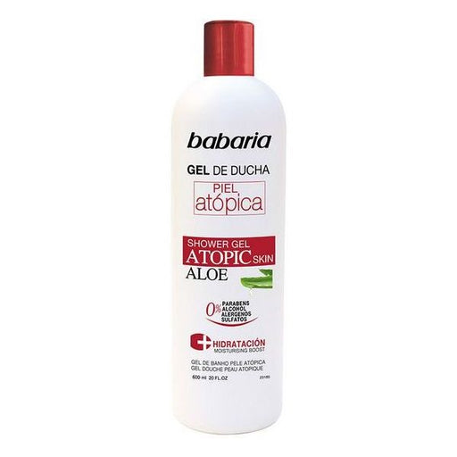 Bath Gel Babaria 600 ml