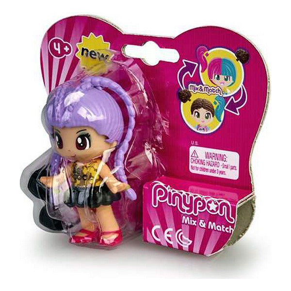 Doll Pinypon New Look Famosa
