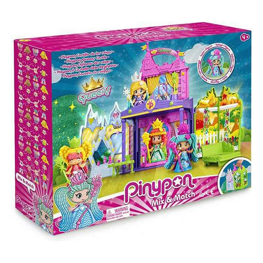 Playset Pinypon Queens Castle Famosa