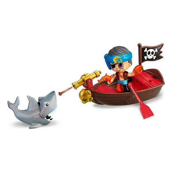 Playset Pinypon Action Pirate Famosa