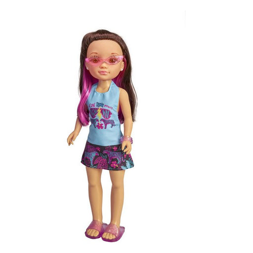 Doll Famosa Nancy Day With Tropical Glasses (43 cm)
