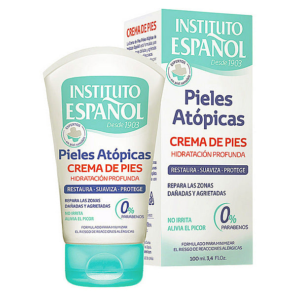 Moisturising Foot Cream Instituto Español (100 ml)