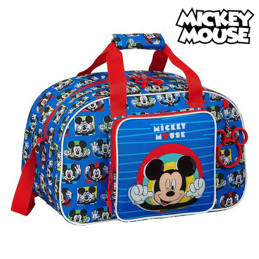 Sac de sport Mickey Mouse Clubhouse Me Time Blue Red (23 L)