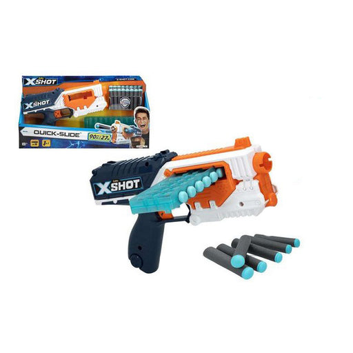 Pistole Farbe Baby X-Shot Excel Quick-Slide