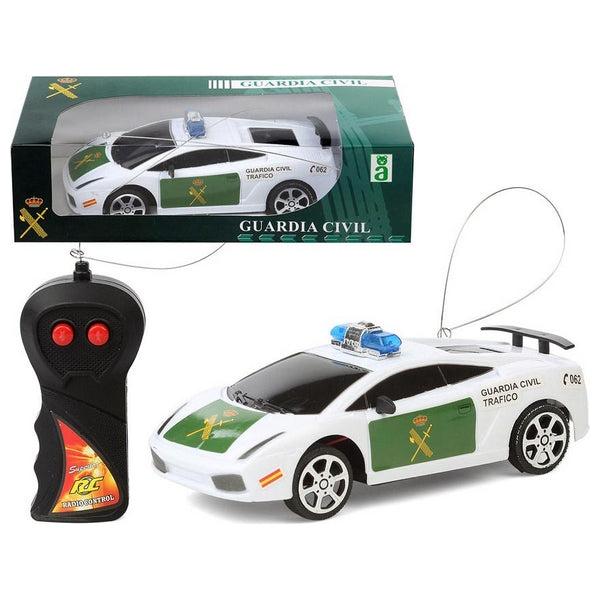 Remote-Controlled Military Police Car 118504