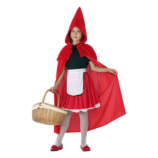 Costume for Children 115026 Little red riding hood