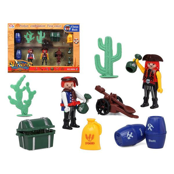 Playset 118774 Pirate (11 Pcs)