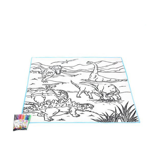 Carpet DIY Fantastic Color Dinosaurs 111354