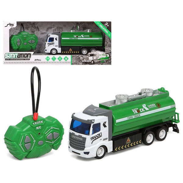 Radio Control Trash Truck City Maintenance 112078
