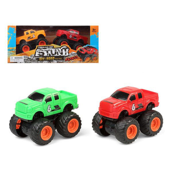 Set of 2 Vehicles Off-Road 119732