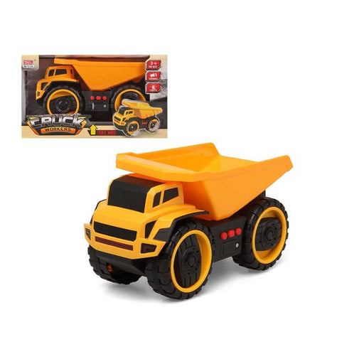 Tipper Truck Yellow 113616