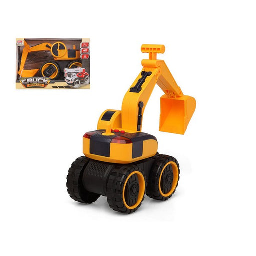 Digger City Truck Workers Yellow 113685