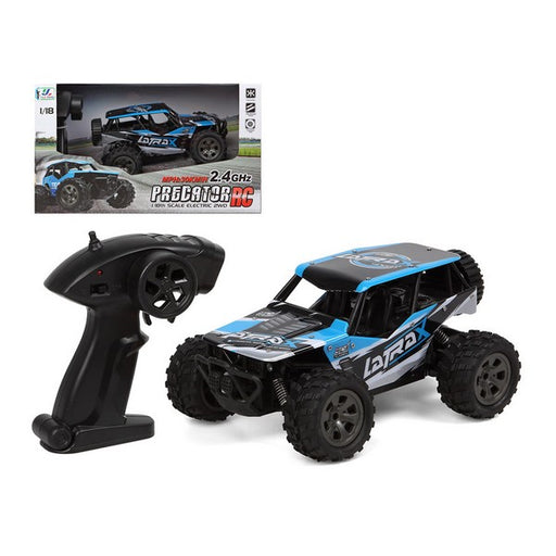 Remote-Controlled Car Predator