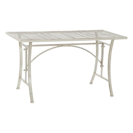 Table DKD Home Decor Metal Aged finish (100 x 50 x 56 cm)