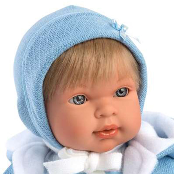 Baby Doll with Accessories Miguel Llorens (42 cm)