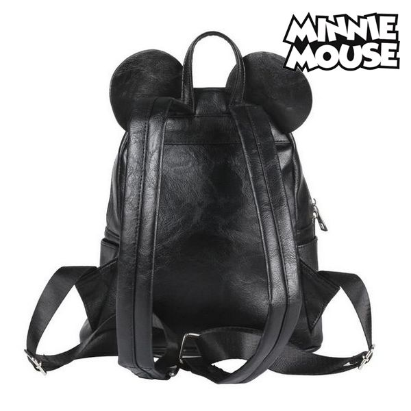 Casual Backpack Minnie Mouse 75599 Black