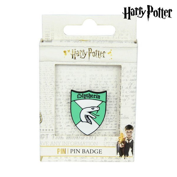 Pin Slytherin Harry Potter Metal Green