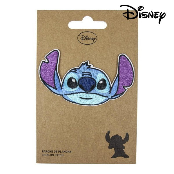 Patch Stitch Disney Blue Polyester
