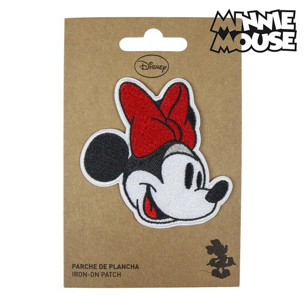Minnie Mouse polyester patch