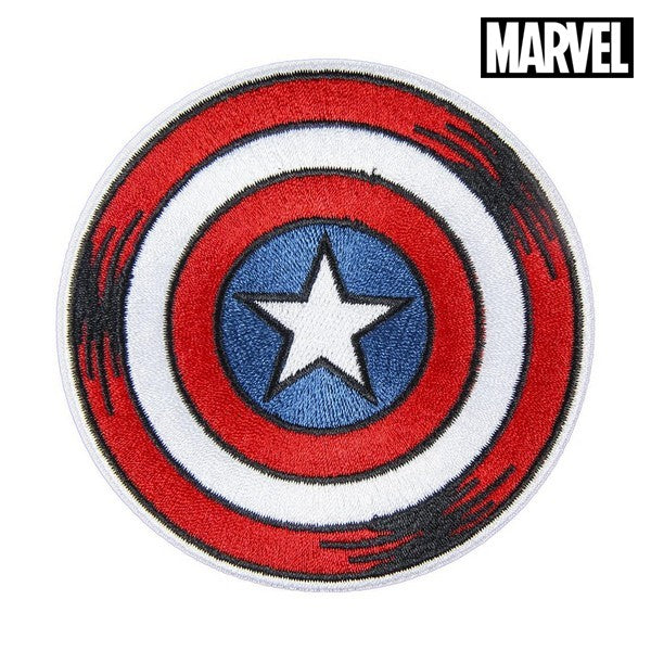 Captain America The Avengers polyester patch
