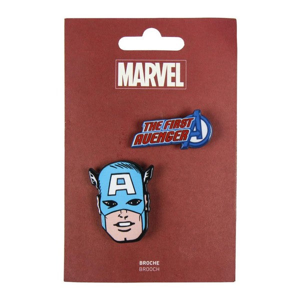 Clasp Captain America The Avengers Blue
