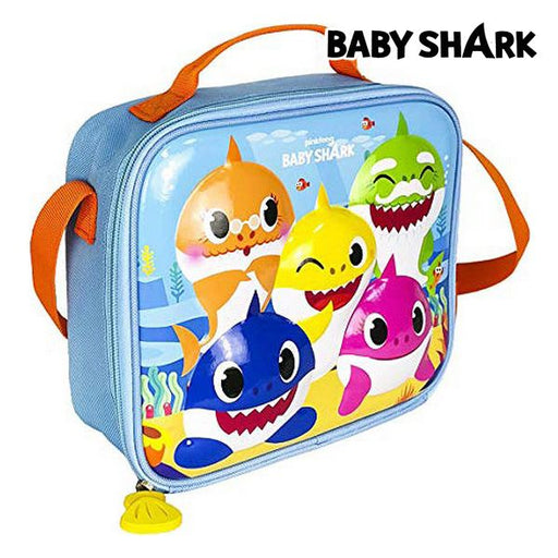 Thermal Lunchbox Baby Shark (23,5 x 19,5 x 8,0 cm)