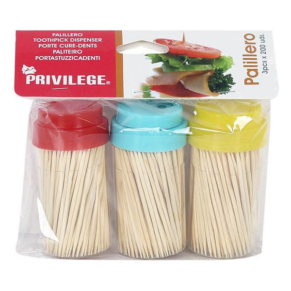 Toothpick holder Privilege (2 pcs)