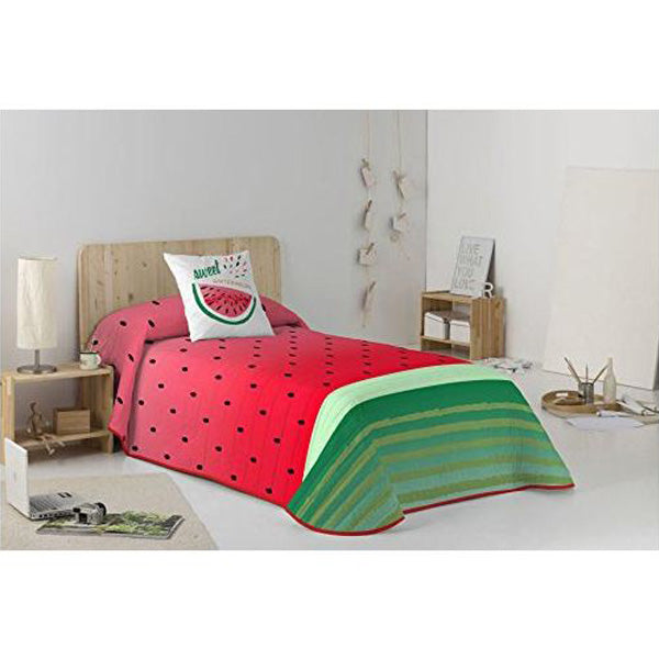 Omkeerbare sprei Watermelon Icehome (Bed 90)