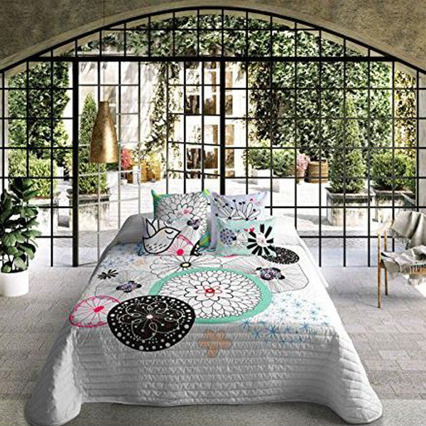 Sprei (quilt) Carmina Icehome (Bed 180)