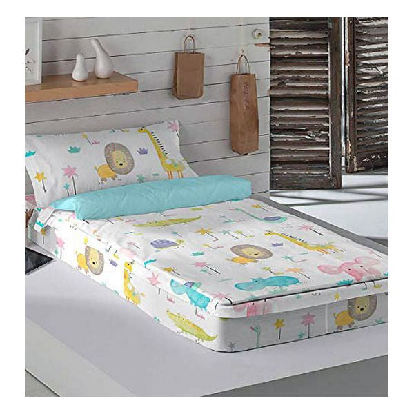 Rits Beddengoed Icehome Baby Safari (Bed 90)