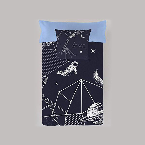 Nordic hoes Naturals Space (Bed 90)
