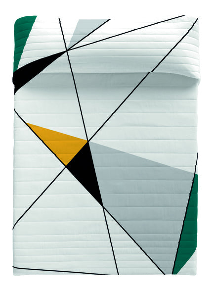 Sprei (quilt) Euler Icehome (Bed 90)
