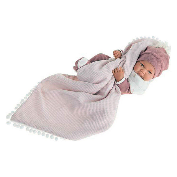 Baby Doll with Accessories Nica Antonio Juan (42 cm)