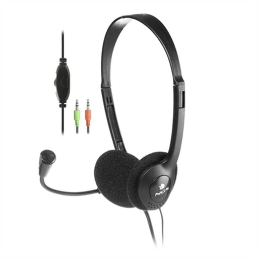 Casque avec microphone NGS MS-103 PRO