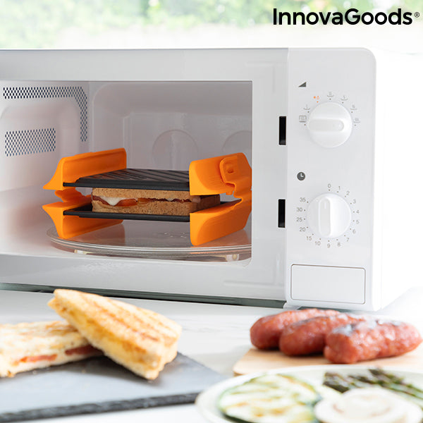 Grille pour micro-ondes InnovaGoods