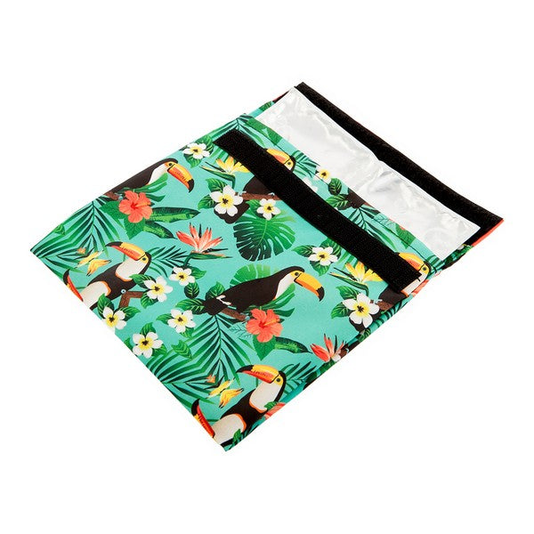 Reusable Food Bag Koala Toucan Textile