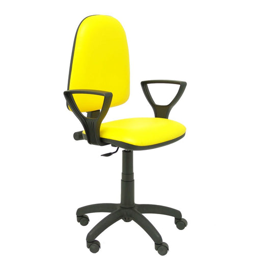 Office Chair Ayna Similpiel Piqueras y Crespo 26BGOLF Yellow