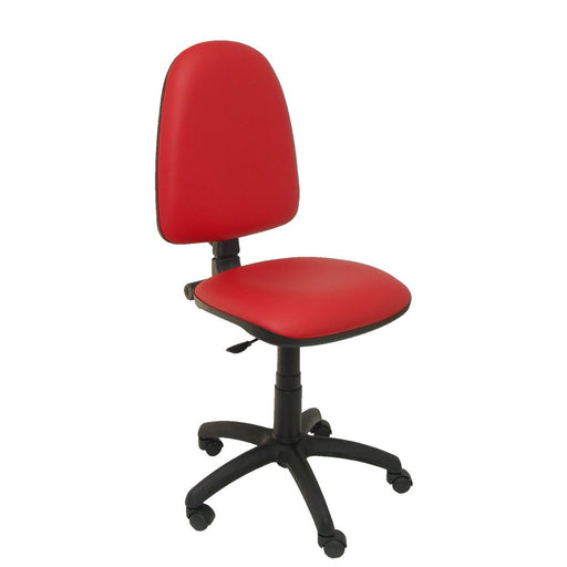 Office Chair Ayna Similpiel Piqueras y Crespo PSPV79N Red