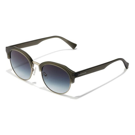 Unisex zonnebril Classic Rounded Hawkers Grey